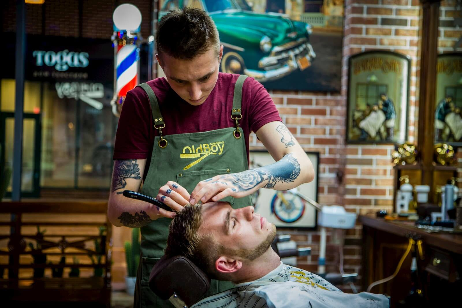Picture of Oldboy Barbers
